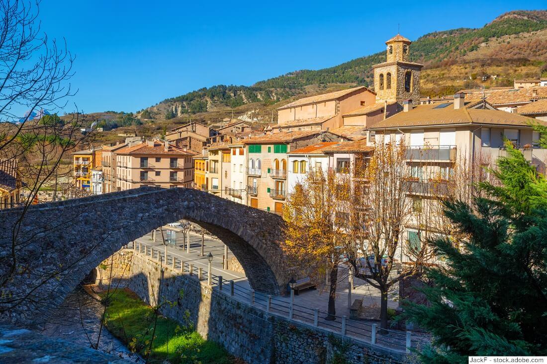 La Pobla de Lillet Gaudi