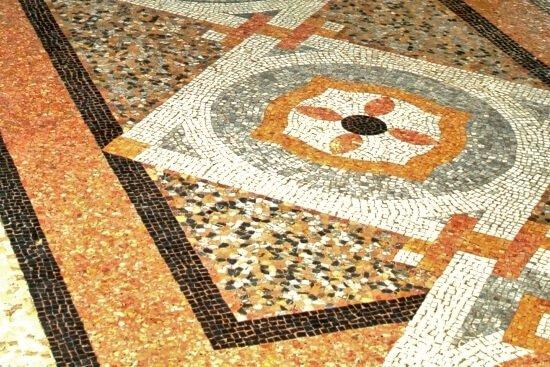 Sant Pacia Mosaik