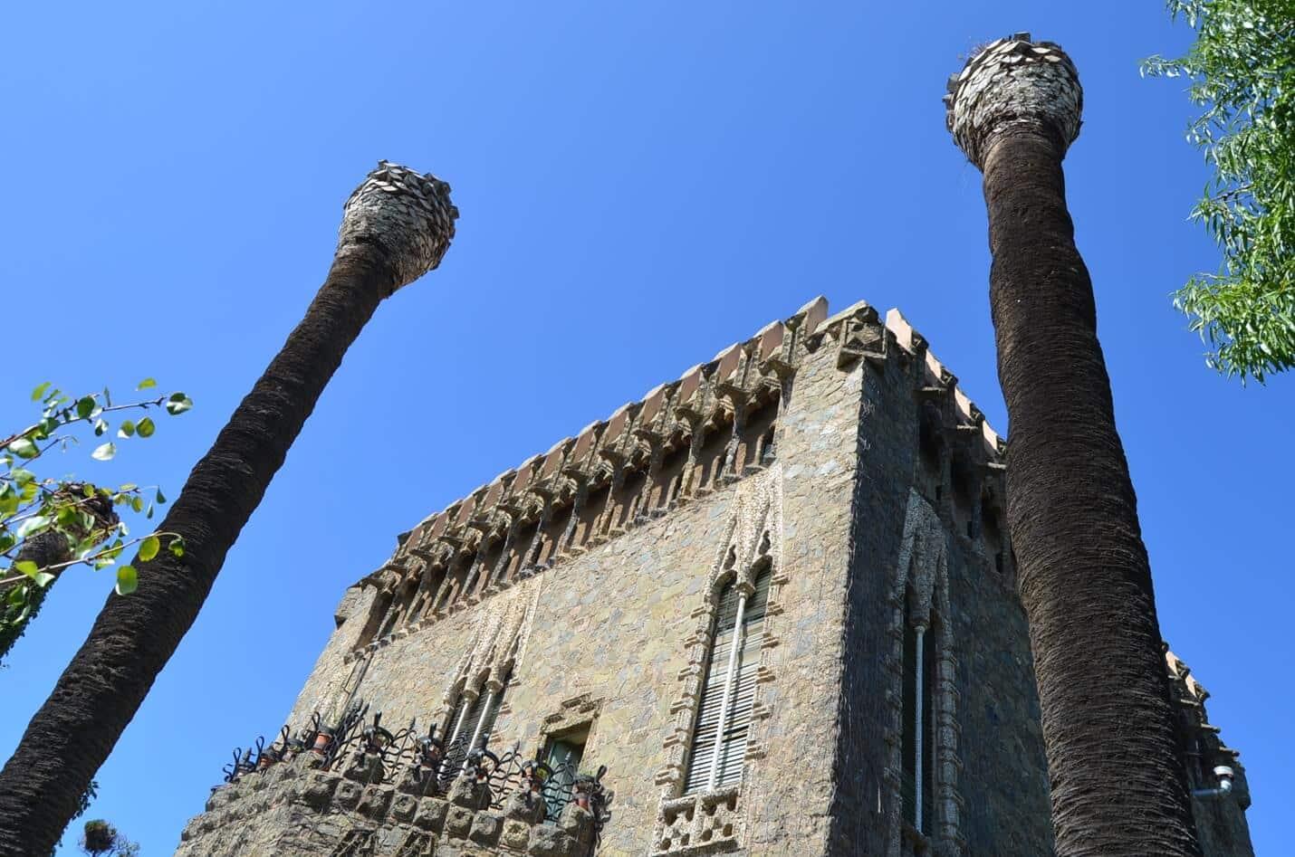 Torre de Bellesguard - Top - Alba - stock.adobe.com