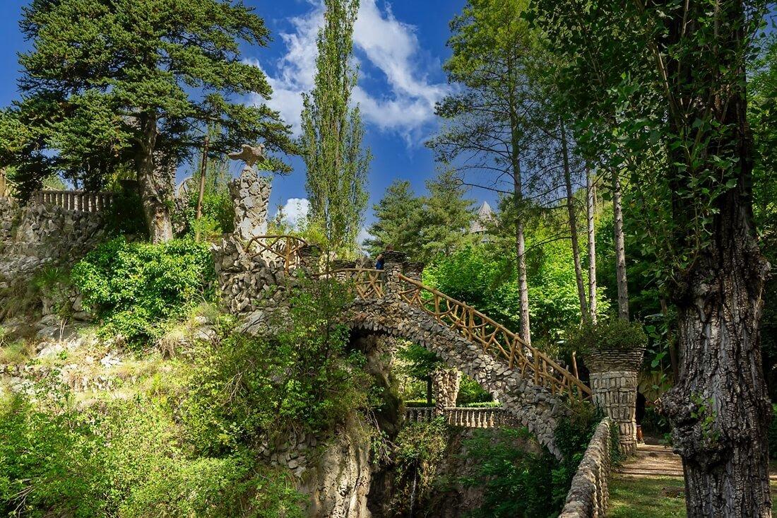 jardins artigas gaudi